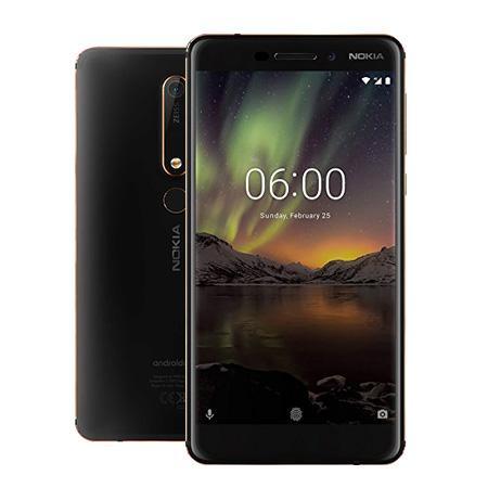 Hülle für das Handy Nokia 6.1 (2018)