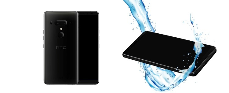 Wasser- und staubdichte HTC U12+
