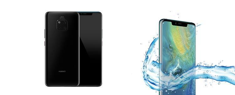 Wasser- und staubdichte Samsung Galaxy S9 und Galaxy S9 Plus
