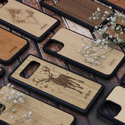 Wood Case etuo