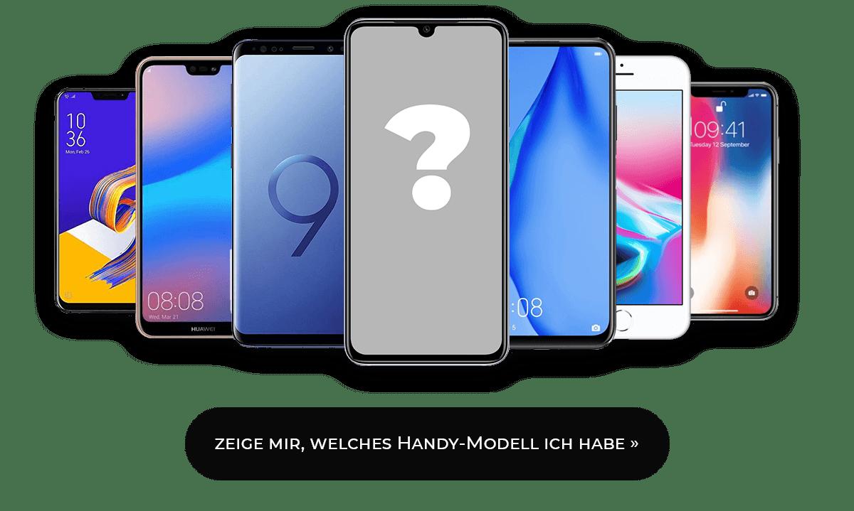 Welches Handy-Modell habe ich?